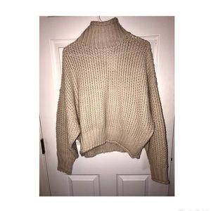 Gorgeous tan sweater